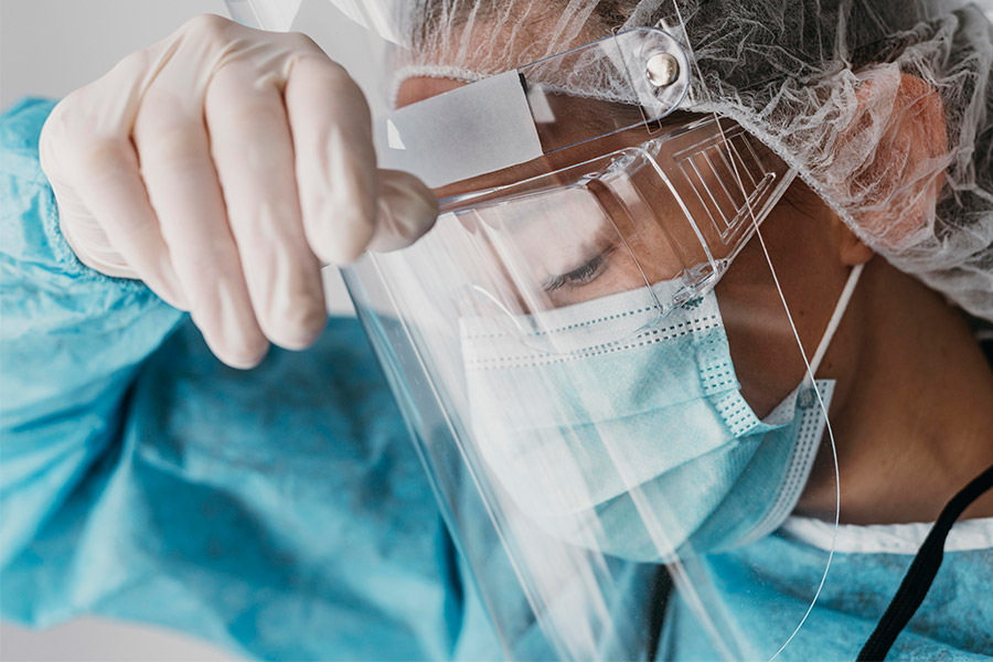 В Кишинёве нерегулярные выплаты больницам от НКМС ставят под угрозу лечение пациентов с коронавирусом
