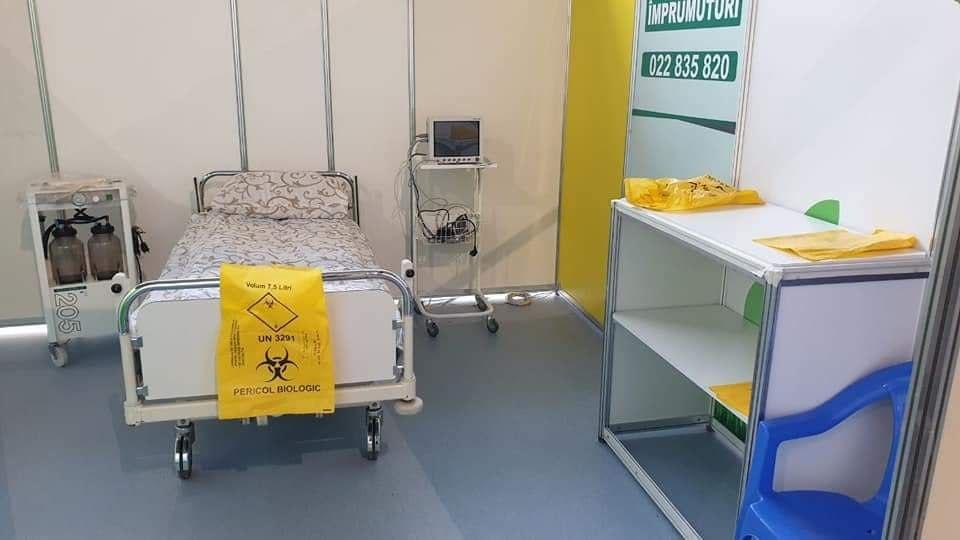 Ситуация с COVID-19 в Кишинёве обостряется: задействуется ещё одна больница