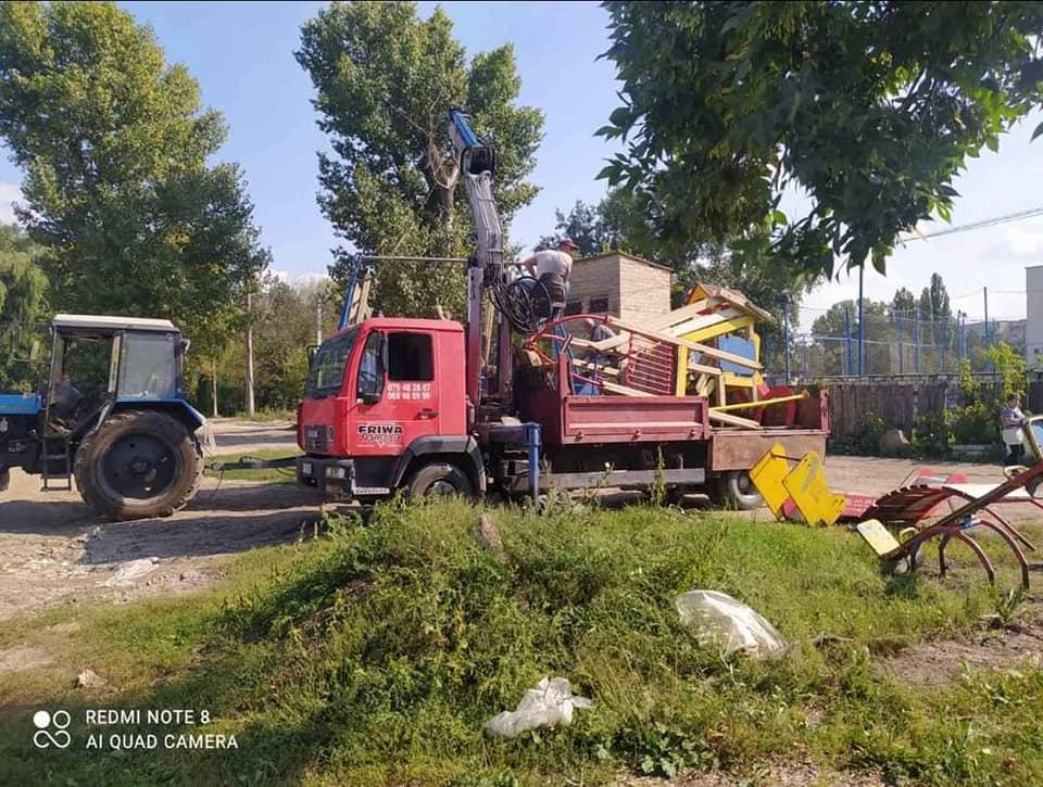 В Кишинёве проходит осенняя кампания по уборке