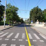 В столице появятся выделенные полосы для общественного транспорта, которые свяжут несколько секторов