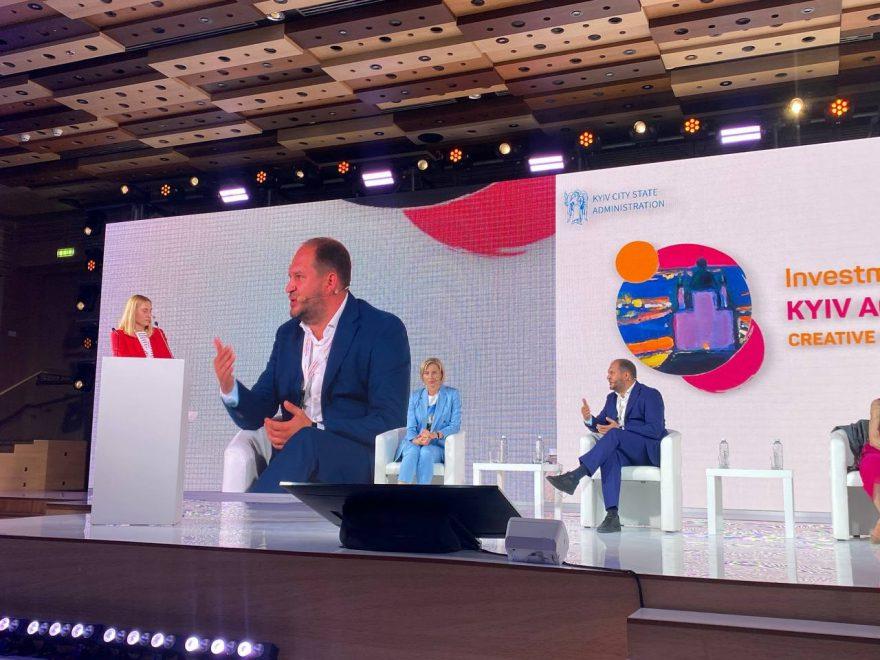 Ион Чебан на инвестиционном форуме в Киеве рассказал о борьбе примарии Кишинёва с COVID-19