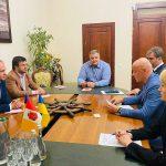 Ион Чебан обсудил с мэром Одессы реализацию совместных проектов