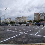 В центре столицы появилась ещё одна общественная парковка на 80 мест