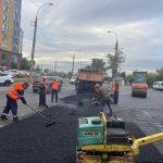 В столице продолжается ремонт дорог: какие улицы находятся в работе