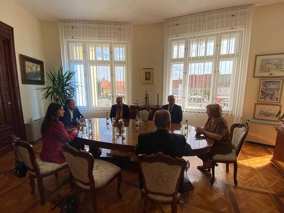 Чебан: Примар Сибиу выразила поддержку Кишинёву в реализации совместных проектов