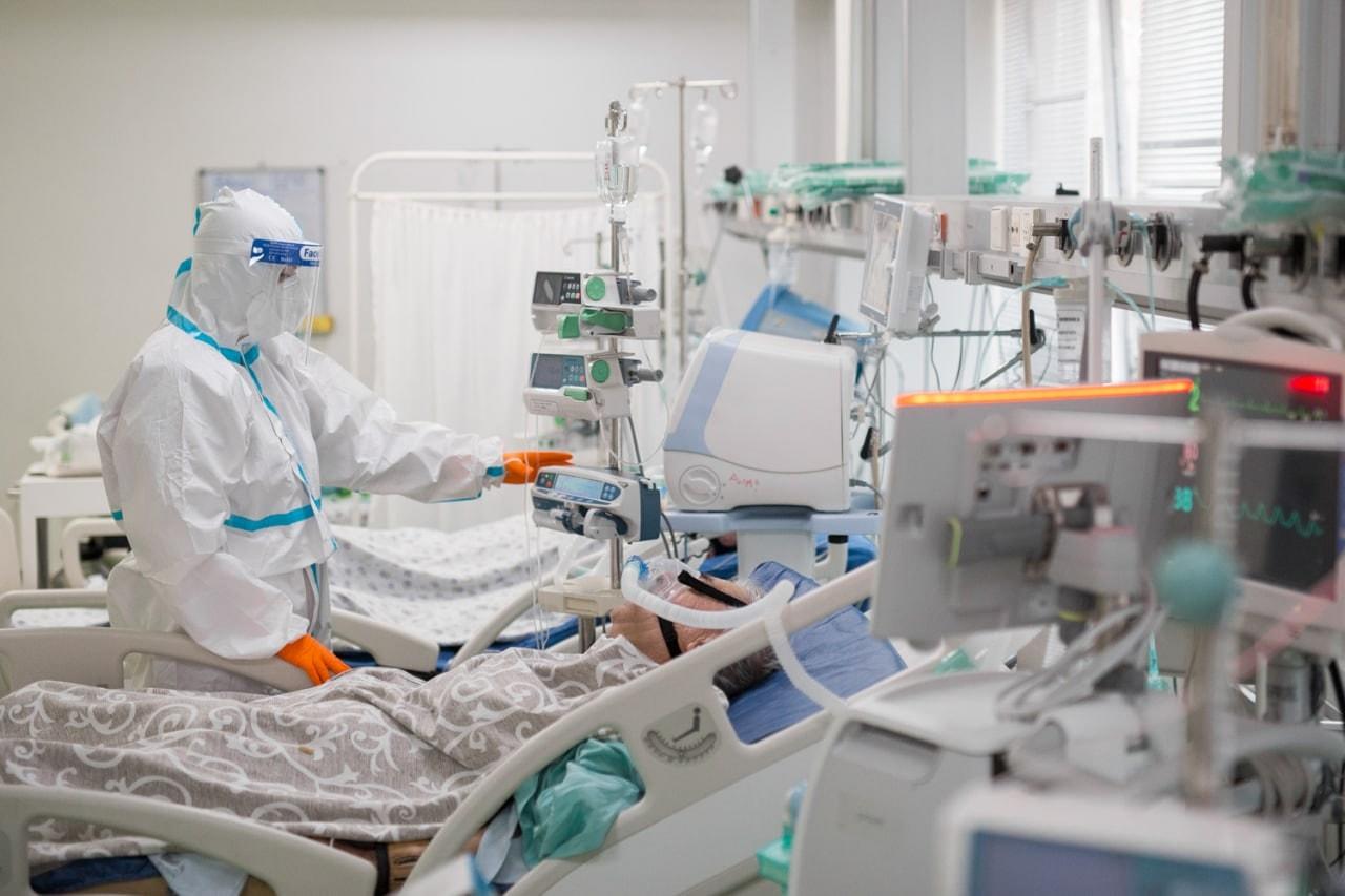 В ВОЗ заявили, что 99% смертей от коронавируса приходится на непривитых