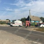 BMW не уступил дорогу: в аварии в Слободзее пострадал водитель мопеда