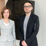 СМИ: Во время визита в США Санду тайно встретилась с сыном олигарха Сороса
