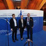 Депутаты БКС принимают участие в осенней сессии ПАСЕ