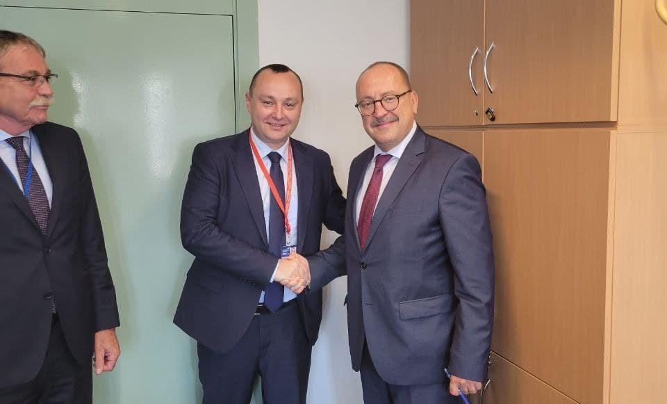 Депутаты БКС встретились с главами делегаций Венгрии и Турции в ПАСЕ