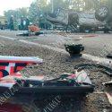 Смертельное ДТП в Приднестровье: машина перевернулась, водитель погиб на месте (ФОТО)