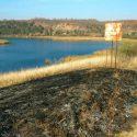 В Дубоссарском районе за день потушили два крупных возгорания