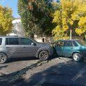 Водитель и пассажир пострадали по вине невнимательного автовладельца