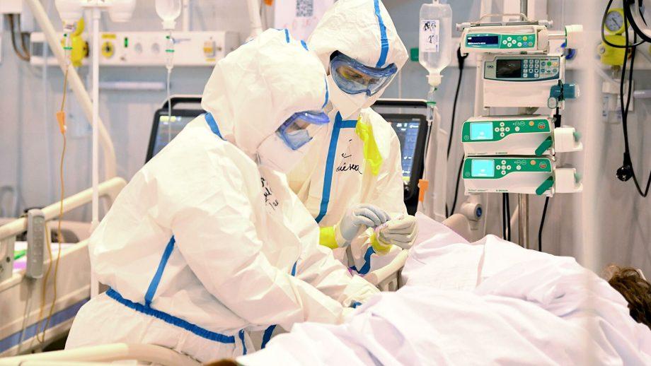 Запущена система удалённого наблюдения за пациентами с COVID-19