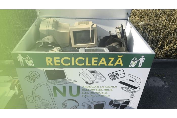В Молдове запустят кампанию по переработке электронных отходов