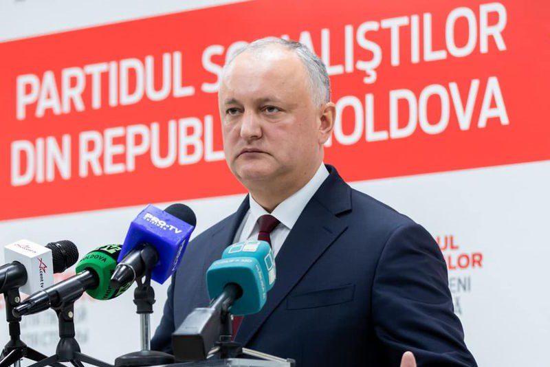 «ПСРМ ждут новые победы»: Додон объявил о важных изменениях в руководстве Партии социалистов (ВИДЕО)