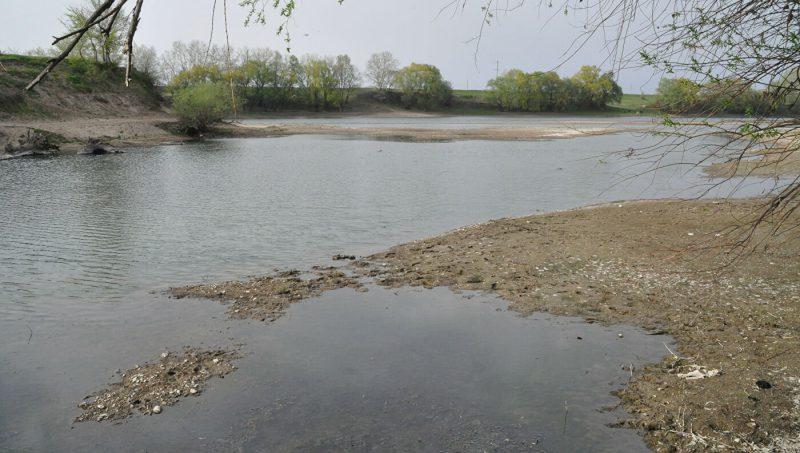 """Синоптики объявили """"жёлтый код"""" в связи с гидрологической засухой"""
