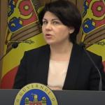 """""""Э-э-э..."""": вопрос о поставках газа в Молдову застал врасплох Наталью Гаврилицу (ВИДЕО)"""