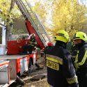Выдвинуты три версии пожара на мансарде на Буюканах
