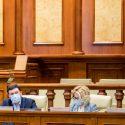 Односталко – Литвиненко: Почему вы без маски, а граждан за это штрафуют на тысячи леев? (ВИДЕО)