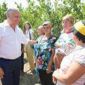 Игорь Додон выступил с посланием по случаю Международного дня сельских женщин