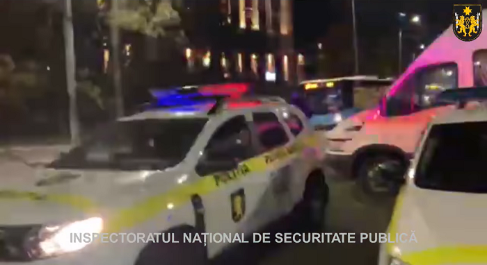 Восемь пьяных водителей были пойманы полицией всего за пару часов (ВИДЕО)