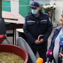 ГИЧС проводит ежегодную кампанию по предотвращению случаев отравления при приготовлении вина