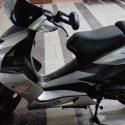 Изъяли на границе: мужчина остался без подаренного ему скутера