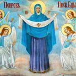 Додон поздравил верующих с Покровом Пресвятой Богородицы, а кишинёвцев - с Храмом города