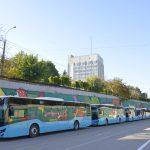 Ещё 10 новых автобусов ISUZU будут курсировать по пригородным маршрутам