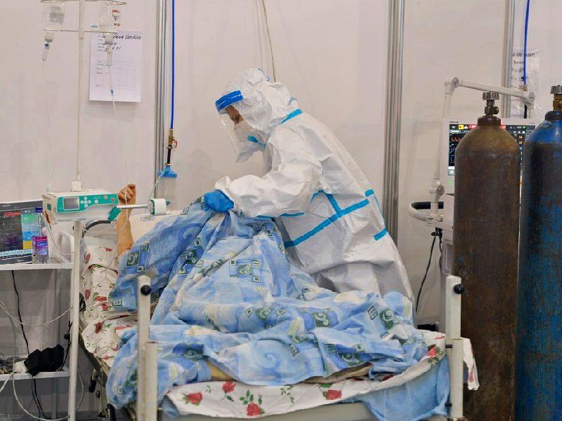 Генпримар – Минздраву: Просим немедленно снабдить центр COVID-19 кислородной станцией