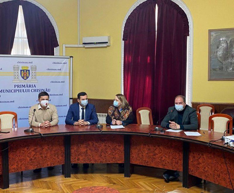 Бывший глава Минюста Фадей Нагачевский предложен на пост вице-примара Кишинёва