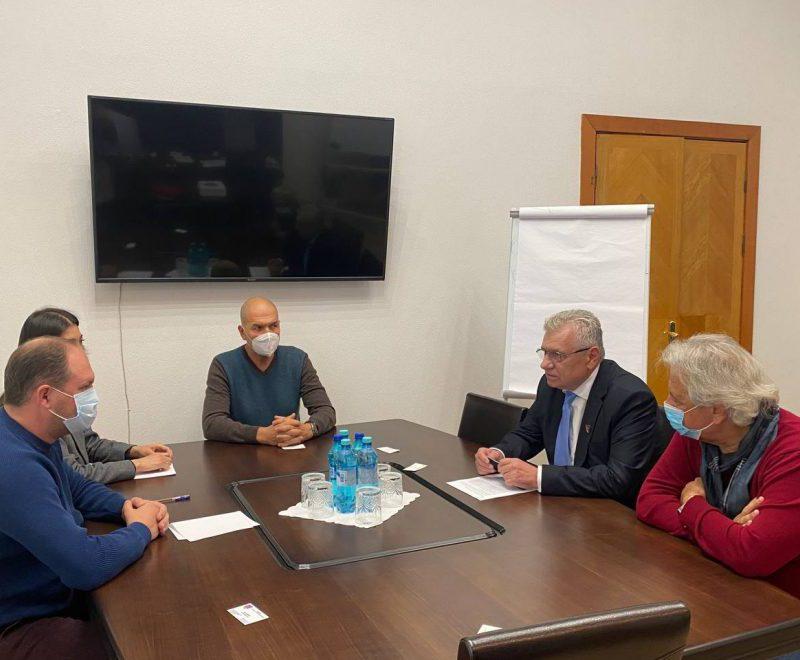 Кишинёв налаживает сотрудничество с румынским уездом Хунедоара