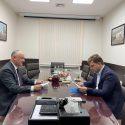 Додон: Нам необходимо планомерное развитие стратегического партнёрства в сфере молодёжной политики между Молдовой и Россией