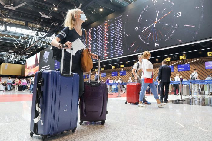 COVID-ситуация в мире: США с 8 ноября откроют въезд для привитых иностранцев
